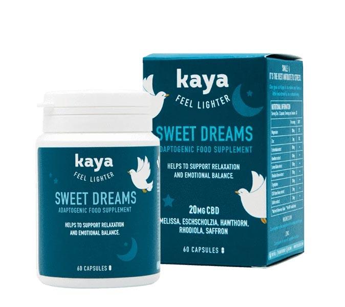 capsules cbd kaya sommeil