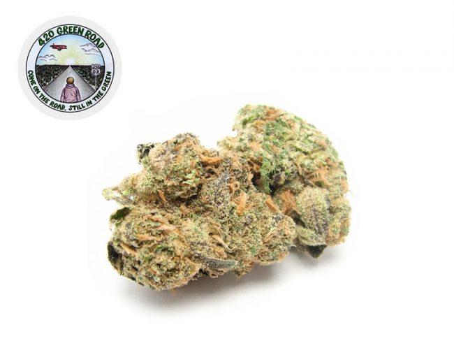 Bubble Gum Fleur CBD 12% Greenhouse - 420 Green Road