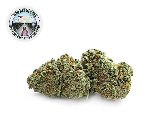 Therapy Fleur CBD 7% Greenhouse - 420 Green Road