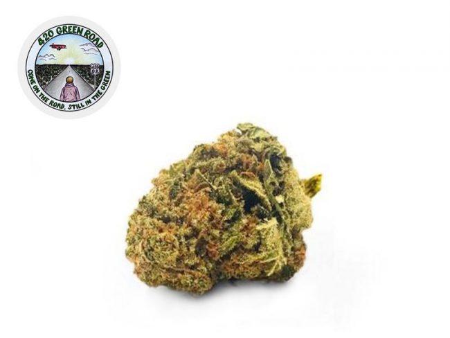 Caramel Candy Fleur CBD 7% Greenhouse - 420 Green Road