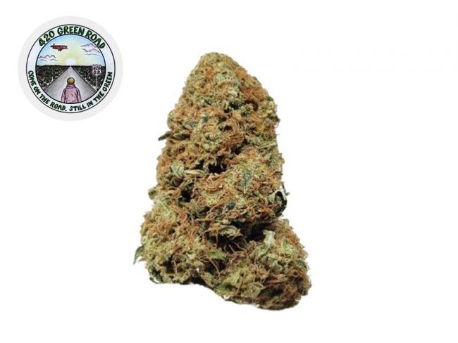Gorilla Glue Fleur CBD 9% Greenhouse - 420 Green Road