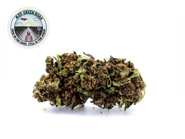 Purple Haze Fleur CBD 8% Greenhouse - 420 Green Road