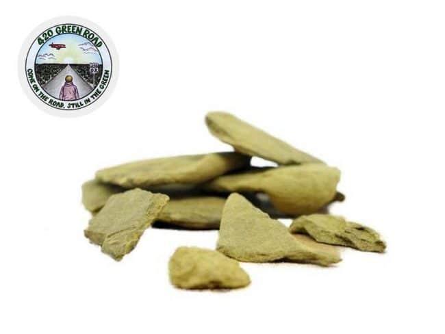 Kief Pollen CBD 25% - 420 Green Road