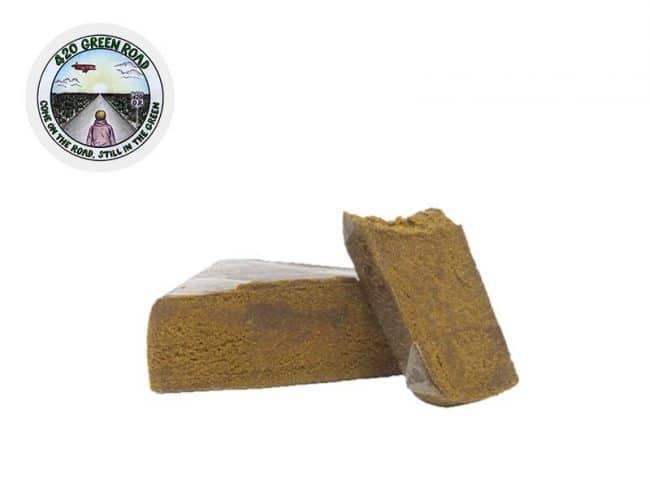 King Hassan Pollen CBD 20% - 420 Green Road