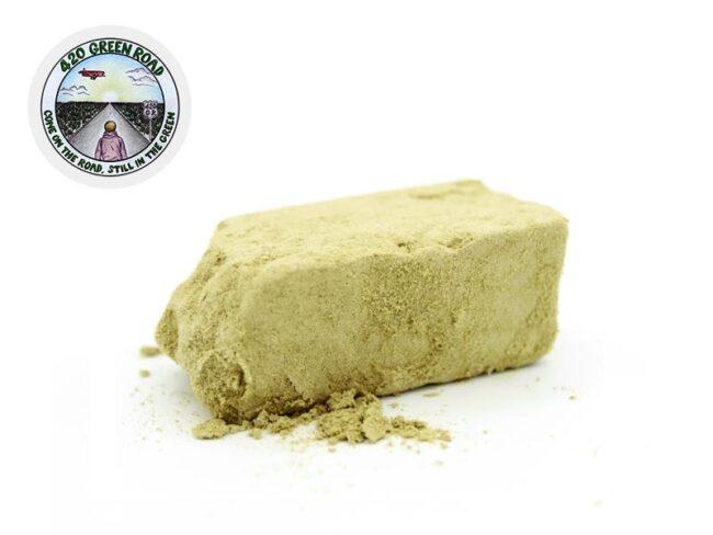 Hash Pollen CBD 31% - 420 Green Road