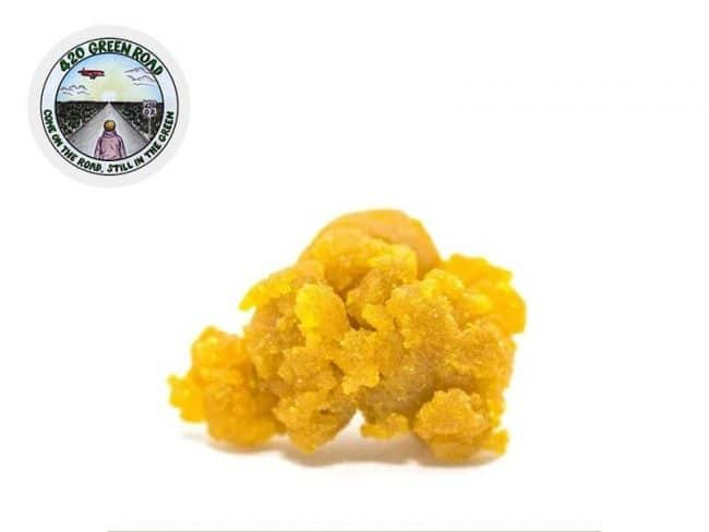 Wax 90% CBD - 420 Green Road