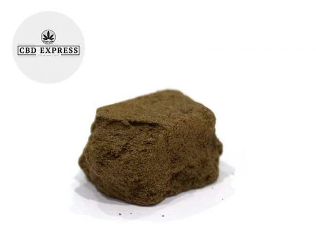 Hash Résine CBD 21% - CBD Express