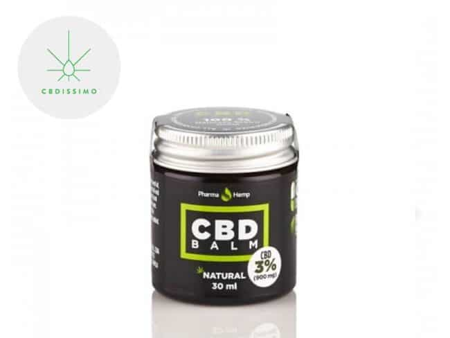 Baume CBD 3% Pharma Hemp