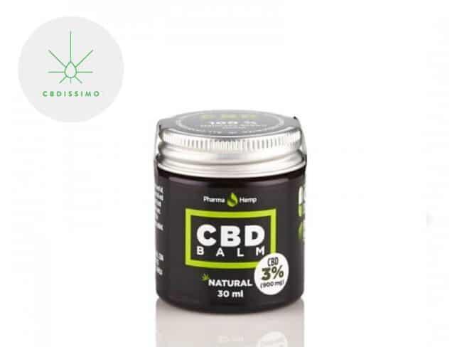 Baume CBD 3% Pharma Hemp