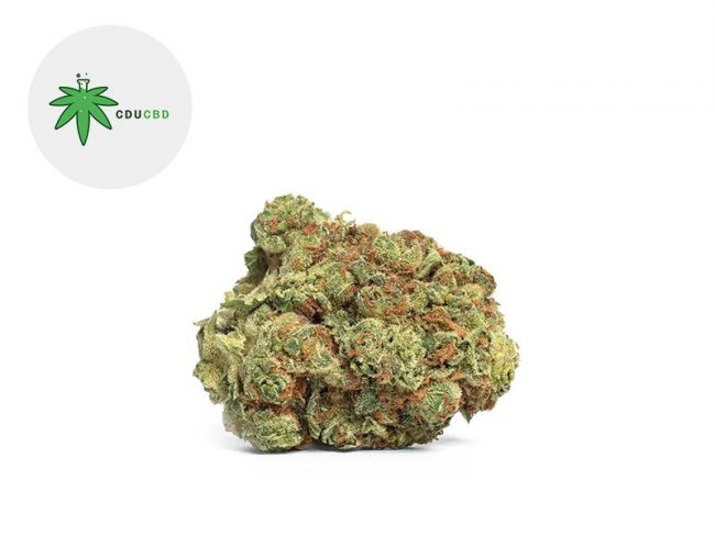 Buddah Fruit Fleur CBD 17% Indoor - Cducbd