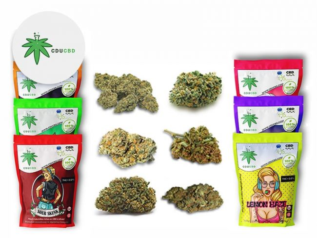 Coffret Decouverte Heaven CBD (15g) - Cducbd