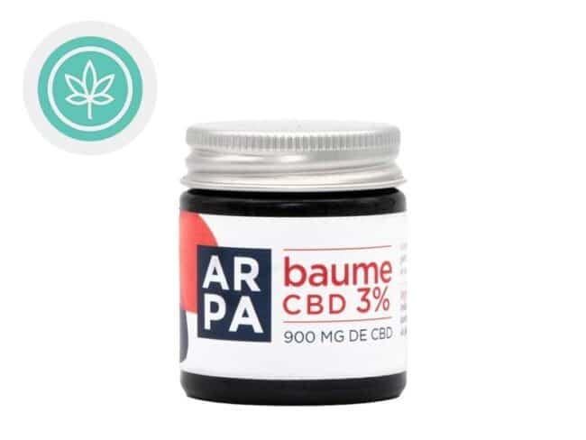 Baume CBD 3% Arpa CBD