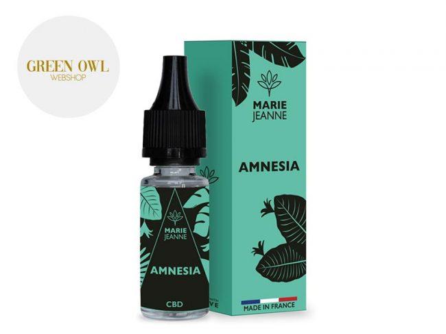 E liquide Amnesia CBD (600mg) - Marie Jeanne