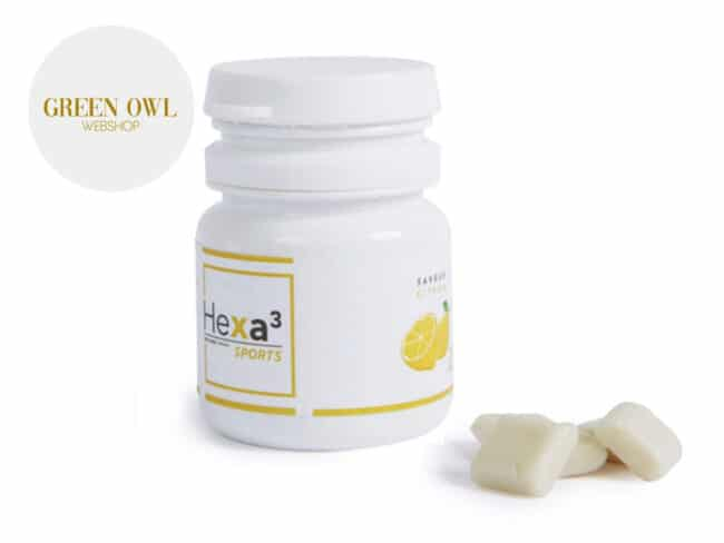 Chewing-gums Citron CBD (Hexa)