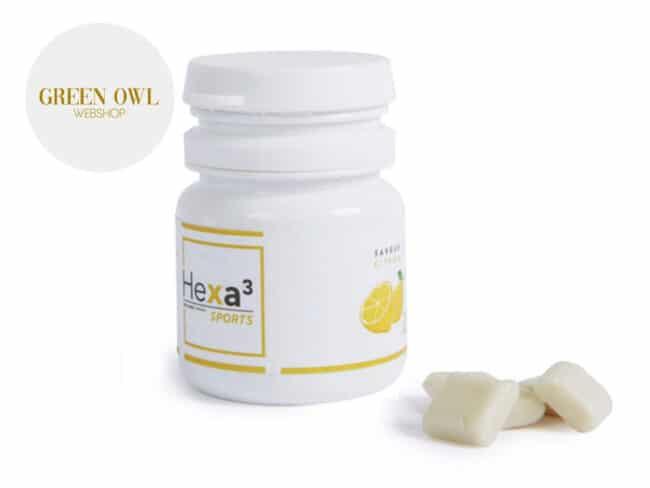 Chewing-gums Citron CBD (Hexa)
