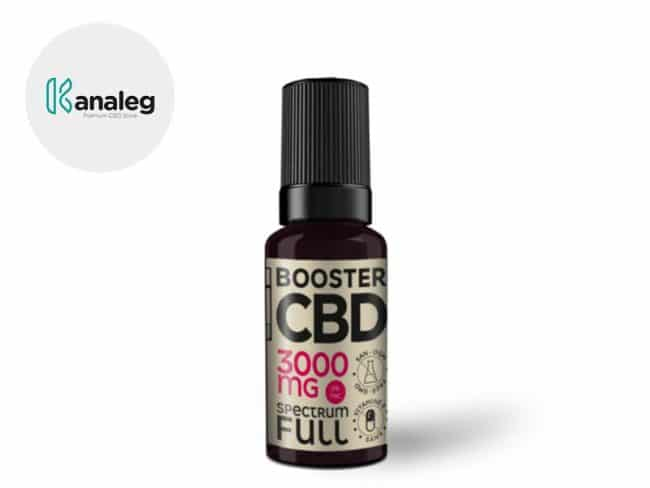 Booster CBD (3000mg) - Stilla