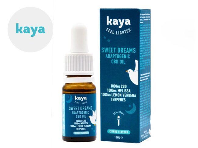 Huile CBD 10% Bio (10ml) - Kaya