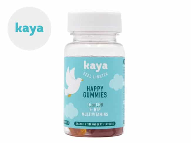Bonbons Happy Gummies CBD (Kaya)