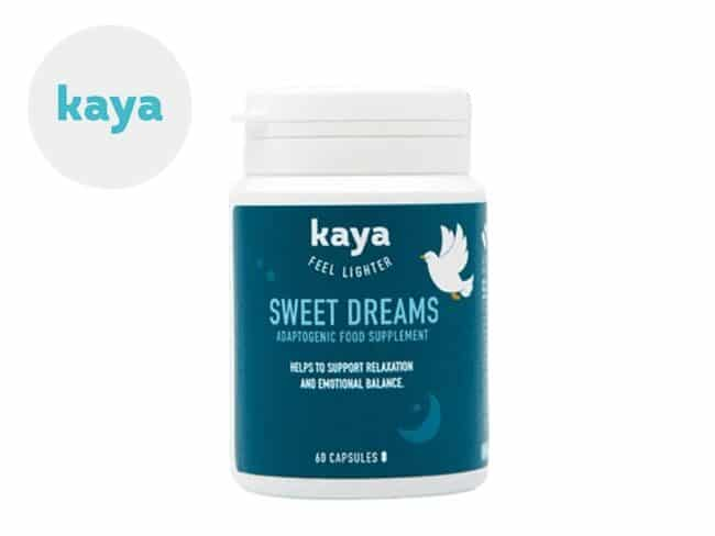 Gélules CBD Sweet Dreams 600mg - Kaya