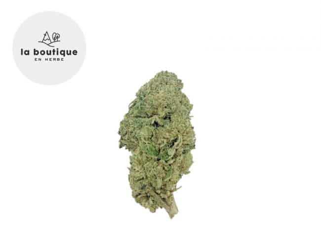 Pineapple Kush Fleur CBD 5% Indoor - La Boutique en Herbe