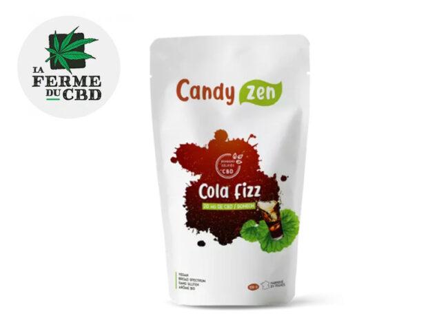 Bonbons Cola Bio CBD (La Ferme Du Cbd)