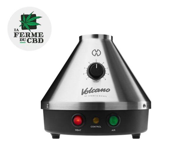 Vaporisateur Volcano Classic (La Ferme Du Cbd)