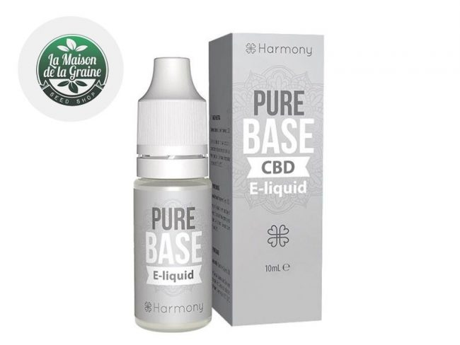 Booster CBD Pure Base (1000mg) - Harmony