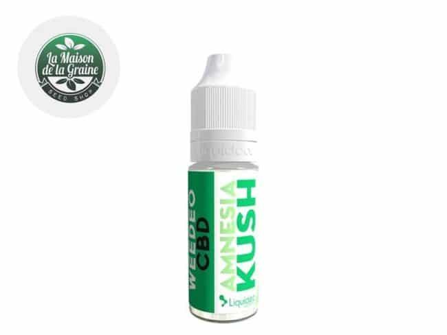 E liquide Amnesia Kush CBD (300mg) - Weedeo