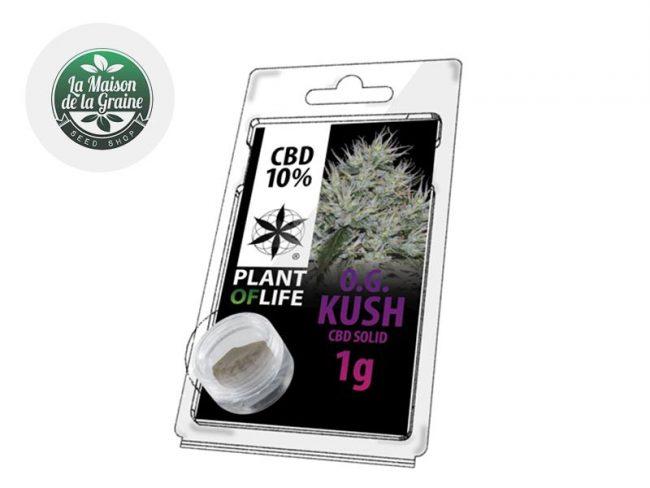 Og Kush Pollen CBD 10% - Plantoflife