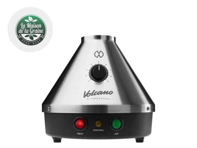 Vaporisateur Volcano Classic (LMDLG)