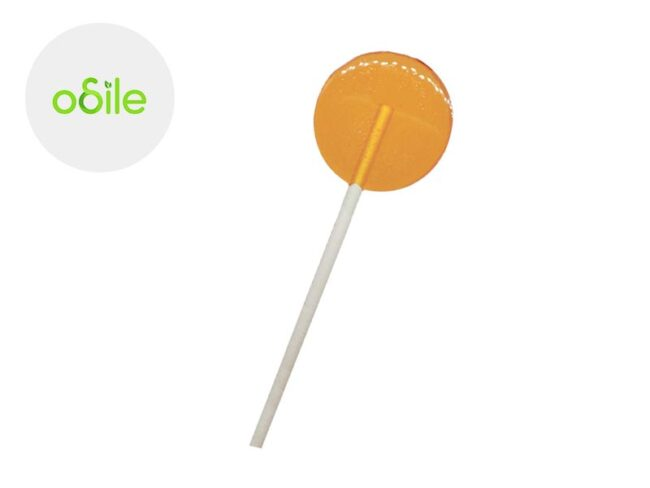 Sucette Fleur CBD 9% - Odile Green