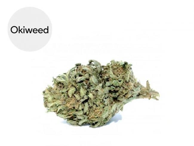Blueberry Fleur CBD 18% Greenhouse - Okiweed