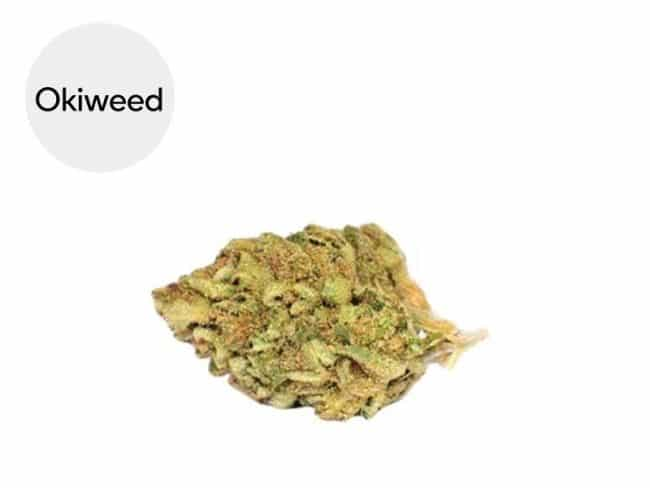 Super Silver Haze Fleur CBD 23% Greenhouse - Okiweed