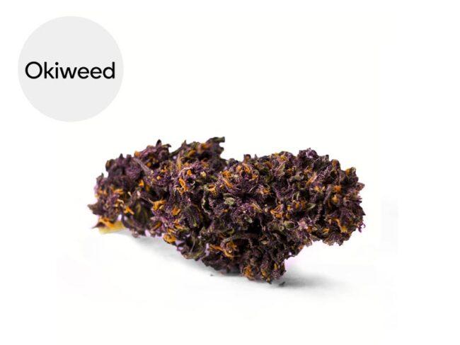 Purple Kush Fleur CBD 22% Greenhouse - Okiweed