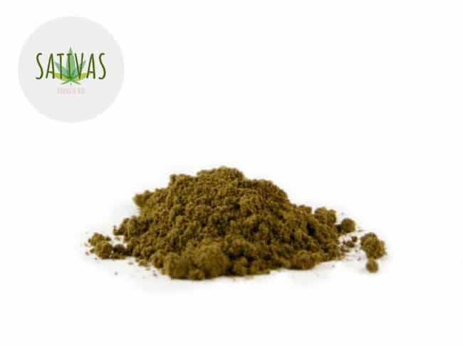 Kief Pollen CBD 15% - Sativas