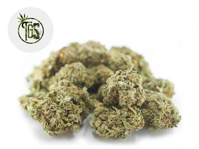 Strawberry Fleur CBD 5% Greenhouse - The Green Store