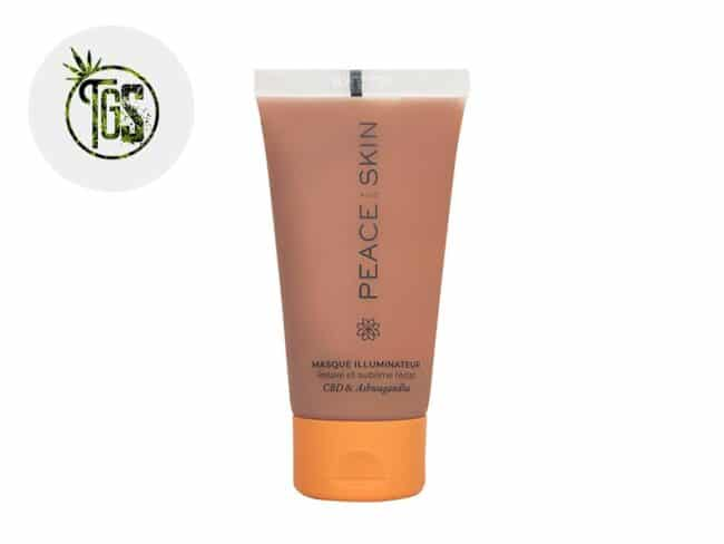 Masque Illuminateur CBD Peace and Skin