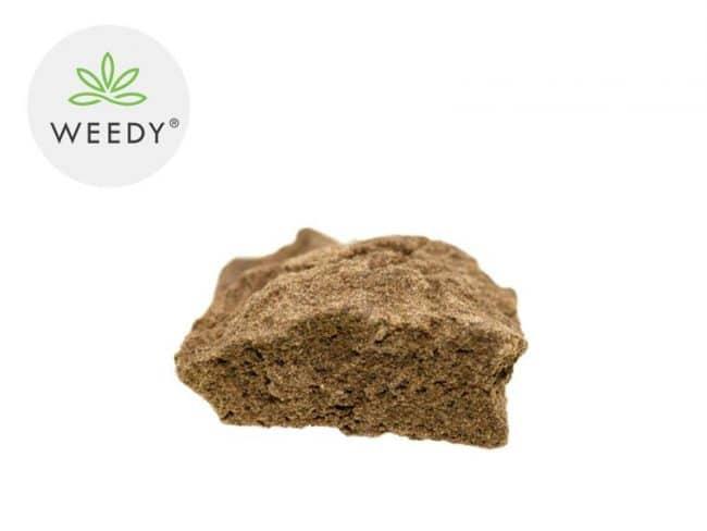 European Pollen Pollen CBD 12% - Weedy