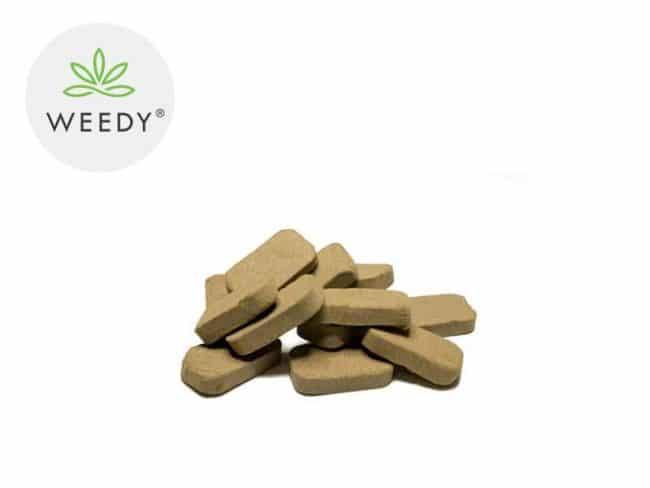 Blue Cheese Pollen CBD 10% - Weedy