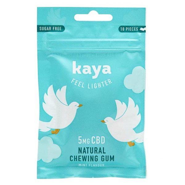 kaya chewing gum cbd