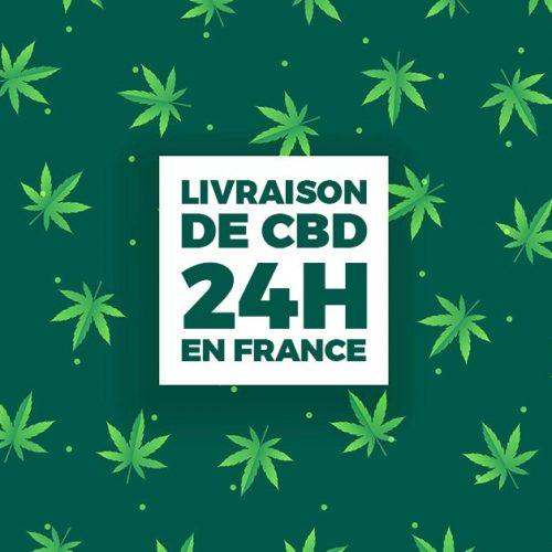 livraison cbd 24h
