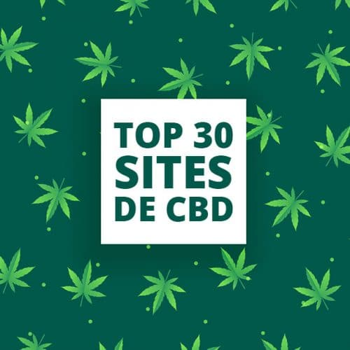 TOP30 sites de cbd